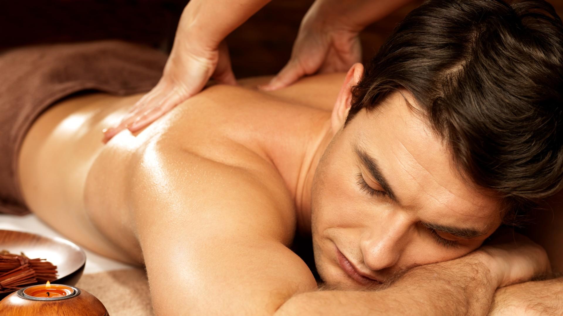 Боди массаж